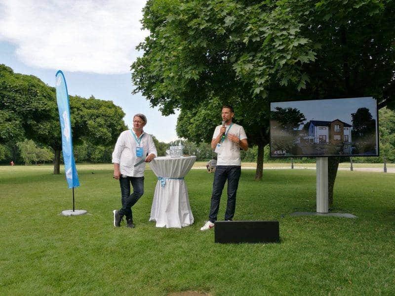 Salesforce Sommerfest ELK